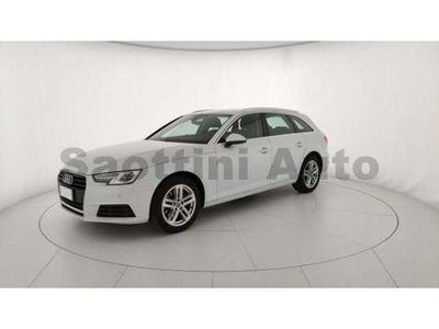 usata Audi A4 A4 5ª serieAvant 2.0 TDI 150 CV S tronic Business