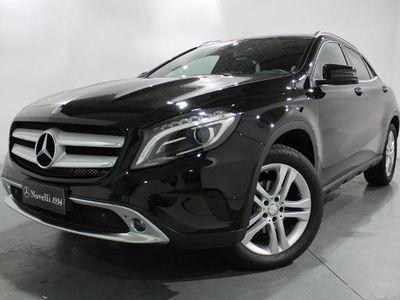 używany Mercedes GLA220 GLA-X156 2014 Diesel d Enduro Activity 4matic 177c