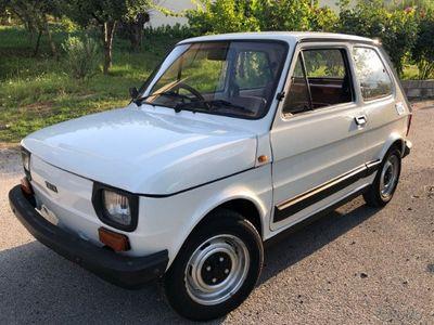 gebraucht Fiat 126 PERSONAl 4 BIANCA - ANNO 1980 EPOCA