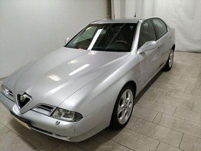 usata Alfa Romeo 166 3.0 V6 24v Dist. 220cv sportronic