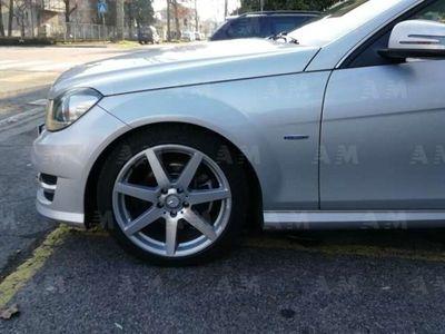 usata Mercedes 250 Classe C CoupéCDI BlueEFFICIENCY Coupé Executive usato