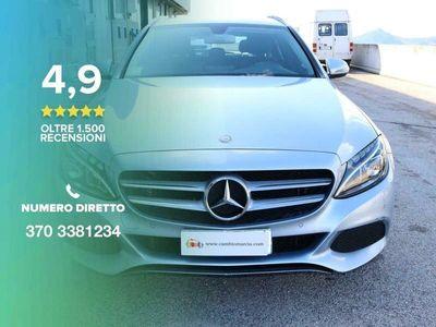 usata Mercedes C220 CDI S.W. 4Matic Executive