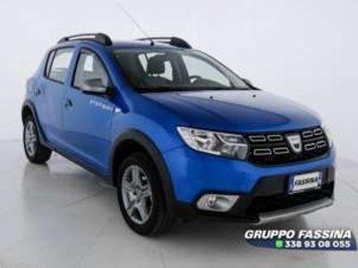 usata Dacia Sandero Stepway 0.9 TCe 90 CV Comfort