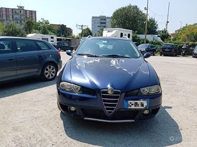usata Alfa Romeo Crosswagon 156 1.9 JTD 16VQ4 Distinc