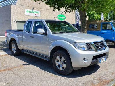brugt Nissan King navara 2.5 dci 190cvcab fatturabile