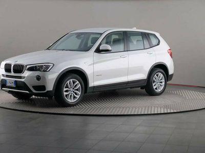 usata BMW X3 Xdrive 20d Business Advantage Automatica 4x4