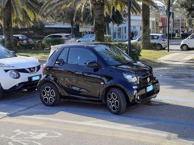 usata Smart ForTwo Cabrio fortwo 90 0.9 T twinamic cabrio Passion