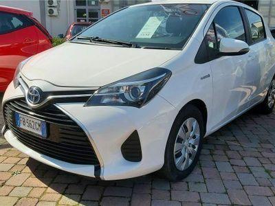 usata Toyota Yaris Yaris 3ª serie1.5 Hybrid 5 porte Cool Berlina [USATO]