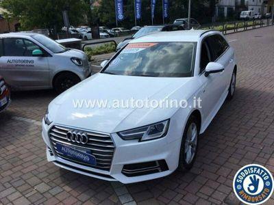 usata Audi A4 A4avant 30 2.0 tdi S line edition 122cv s-tronic