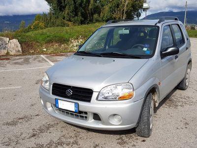 usata Suzuki Ignis 4WD del 2002 KM 114.000