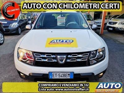 usata Dacia Duster 1.5 dCi Lauréate 101.000KM TOUCH/RATE/PERMUTE