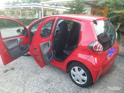 usata Toyota Aygo sol connect 5p