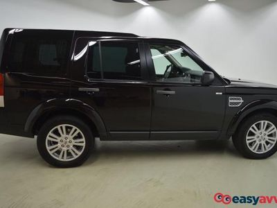 used Land Rover Discovery 4 3.0 SDV6 245CV HSE