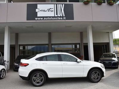 usata Mercedes GLC220 COUPE 4 matic AMG RESTYLING