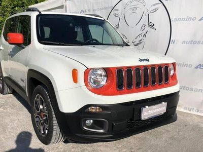 usado Jeep Renegade 1.6 Mjt 120 CV Limited ITALIANA