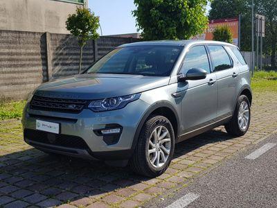 usata Land Rover Discovery Sport 180 cv 2017
