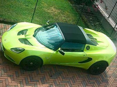 usata Lotus Elise Club Racer