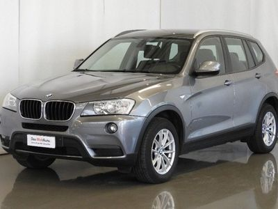 second-hand BMW X3 xDrive20d Eletta del 2011 usata a Assago