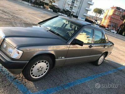 usata Mercedes 190 1.8 i.e. Metano
