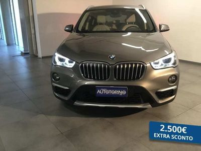 usata BMW X1 X1xdrive18d xLine auto
