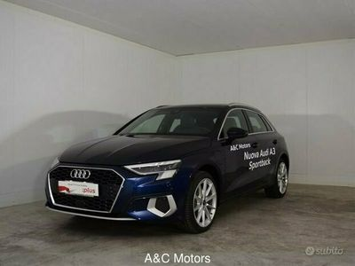 usata Audi A3 Sportback e-tron A3 SPB 40 TFSI e S tronic Business Advanced