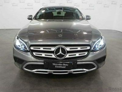 used Mercedes E220 SW all-terrain d Business Sport 4matic auto