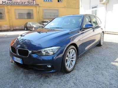 usata BMW 320 Serie 3 (NAVIGATORE) Touring Business Advantage