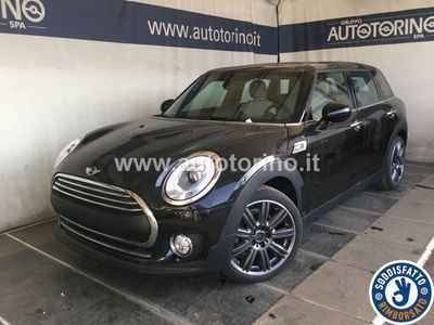 used Mini One D Clubman CLUBMAN HYPE LINE