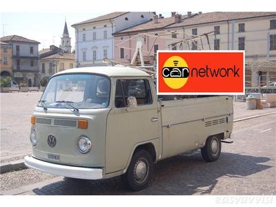 brugt VW T2 CASSONATO - cabina singola