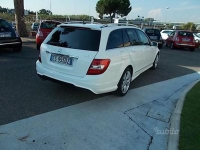 usata Mercedes C220 CLA sse c ws204cdi sw avant