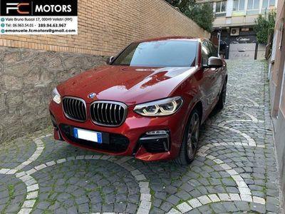 usata BMW X4 M xDriveM40d INDIVIDUAL