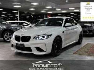 usata BMW M2 COUPE´ *UNIPROP*TAGLIANDI PAGATI*TETTO* Benzina