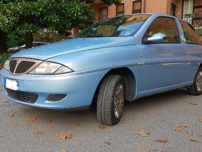 usata Lancia Ypsilon DODO - 2002 - Azzurro Astrale