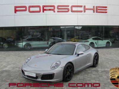 usata Porsche 911 Carrera 4 991 3.0 Coupé-CERCHI 20-SPORT CHRONO