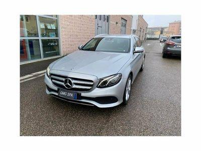 usata Mercedes E220 Classe ES.W. Auto Business Sport