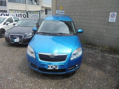 käytetty Skoda Roomster  1.6 16V - GPL - UNICO PROPRIETARIO