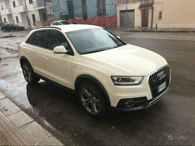usata Audi Q3 s Line off road