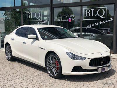 brugt Maserati Ghibli 3.0 S Q4