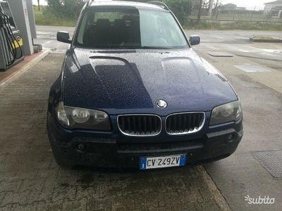 usado BMW X3 2.0 cilindrata 150 cv
