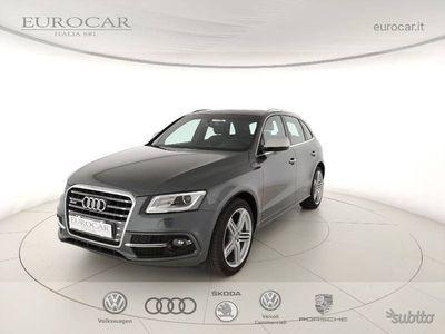 usata Audi SQ5 3.0 tdi biturbo quattro tiptronic E6