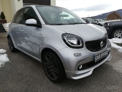 gebraucht Smart ForFour 90 0.9 Turbo twinamic Passion allestimento BRABUS