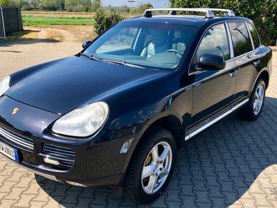 begagnad Porsche Cayenne 3.2 GPL