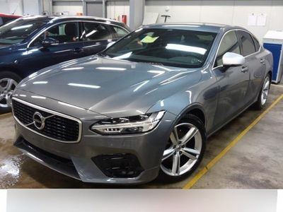 used Volvo S90 D4 Geartronic R-design Navi Led Shz