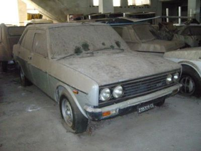 gebraucht Fiat 131 2000 D 4p. Super
