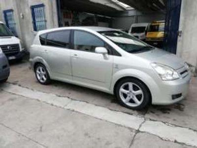 usata Toyota Corolla Verso 2.2 16V D-4D D-Cat Diesel