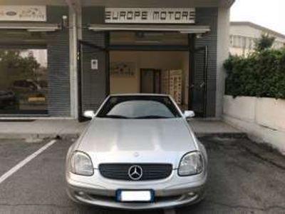 usata Mercedes SLK230 cat kompressor evo#unico proprietario benzina