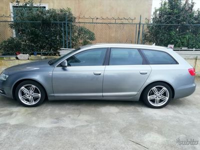 second-hand Audi A6 2.0 SW assetto sportivo S Line - 2010