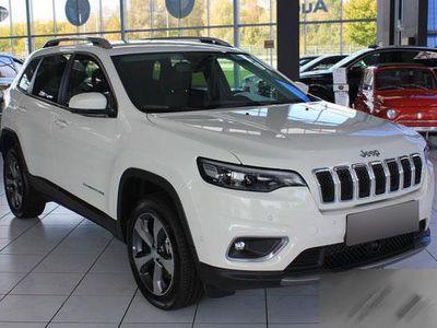 usata Jeep Cherokee Limited Luxus Paket