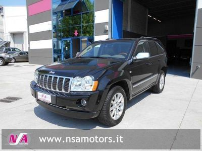 used Jeep Grand Cherokee 3.0 V6 CRD Overland ** TETTO **