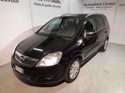usata Opel Zafira Tourer 1.6 16V ecoM 150CV Turbo Cosmo